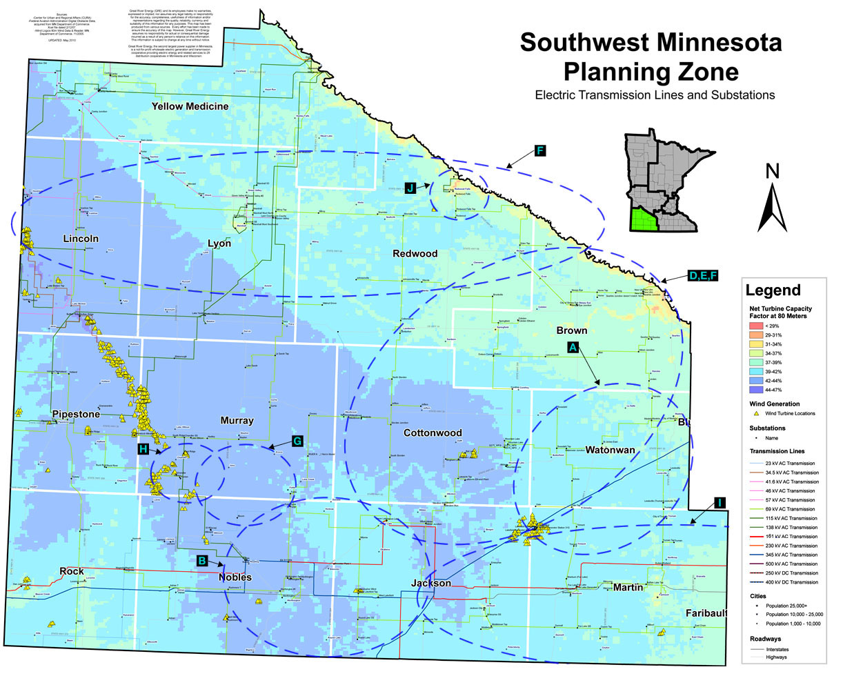 Minnesota Electric Transmission Planning
